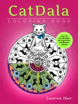 CatDala Coloring Book cover