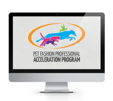 Pet Fashion Acceleration Computer Monitor